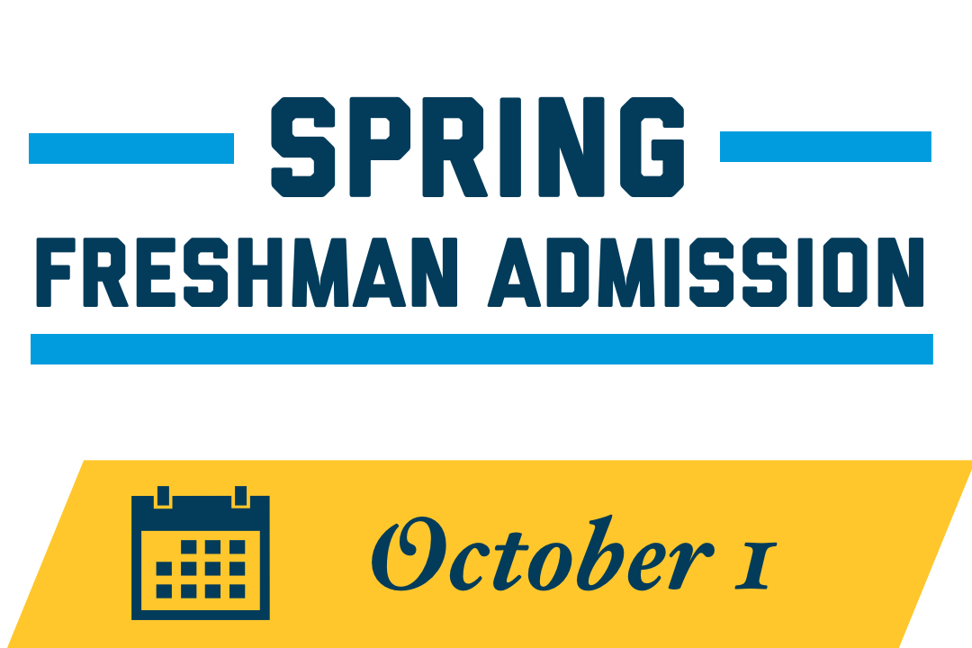 enroll files required credentials freshman admission