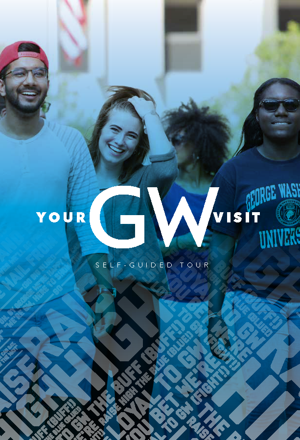 Your GW Visit: Self-Guided Tour PDF